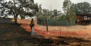 State Farm wildfire defense