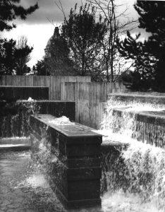 Washington-State-Capitol-Campus Water-Garden-
