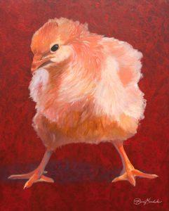 artist Darcy-Goedecke-Badass-Chick