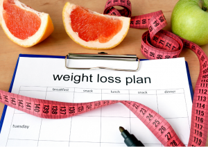 penrose physical therapy weight loss plan