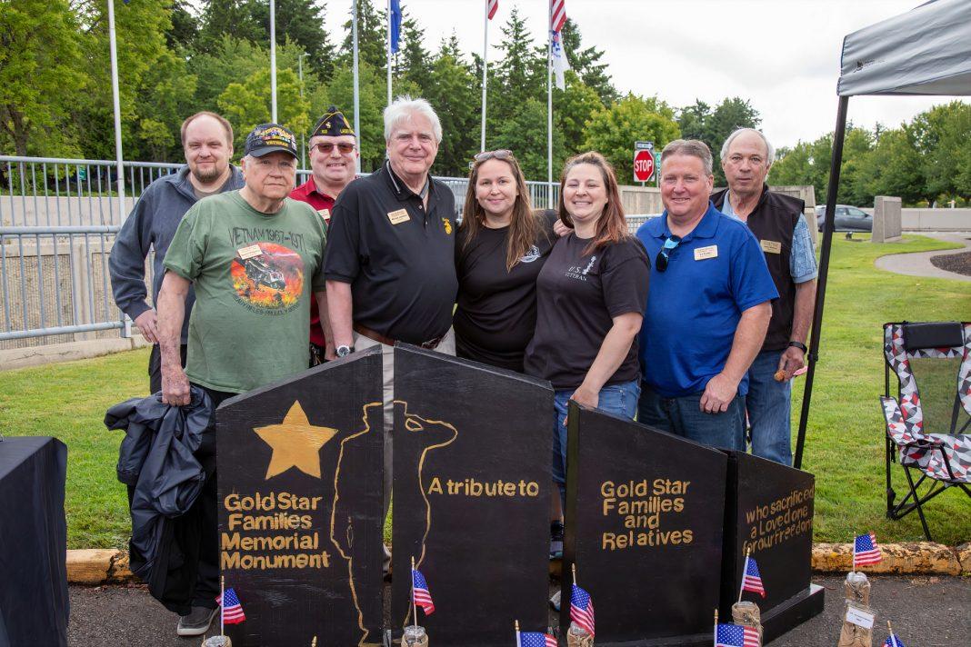 thurston economic development council Ed-Kunkel-Gold-Star-Memorial