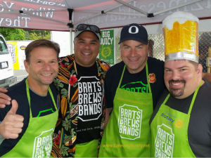 Brats brew bands festival lacey september