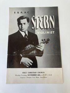 Isaac-Stern-Olympia-brochure