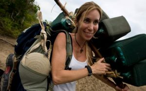 National Geographic Live: Pink Boots and a Machete: Mireya Mayor @ Washington Center for the Performing Arts