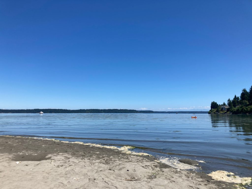 Olympia Waterfront-Trails-Tolmie-State-Park