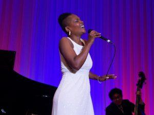 Olympia jazz -LaVon-Hardison-Singing