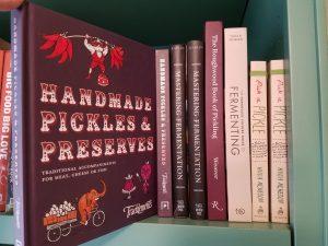 Rolling Pin olympia Fermentation Cookbooks