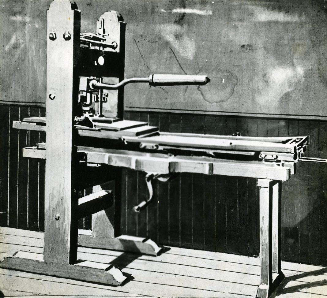 The Columbian washington first newspaper Rampage-Press