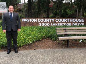 Thurston County Bar Association TCBA-Courthouse