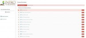 Thurston-Economic development Council edc-Portal-Curriculum