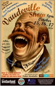 Lord Franzannian Vaudeville Show @ Olympia Family Theater