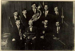 Benjamin-McClelland-OHS-band-1912