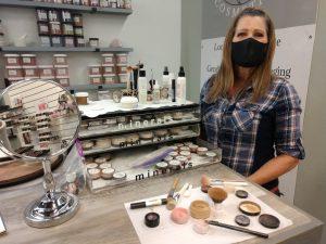 Capital Mall Terra-Firma-Cosmetics-Meridith-Cain