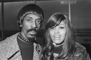 Ike and Tina Turner, together in this photo in 1971, were following in the footsteps of big names like those with whom they had worked and toured. Together, they recorded for seven different record labels in five years by 1969.
