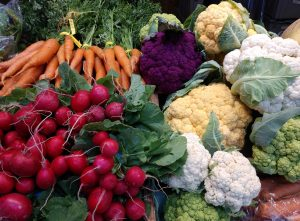 Olympia Farmers Market-Vivid-Autumn-Produce