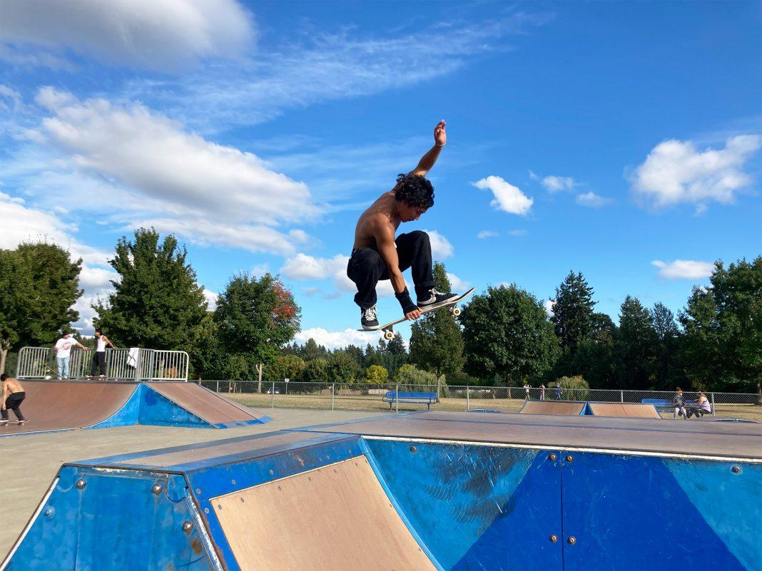 Olympia Skate-Spots Thurston County -Eli-Rainier-Vista