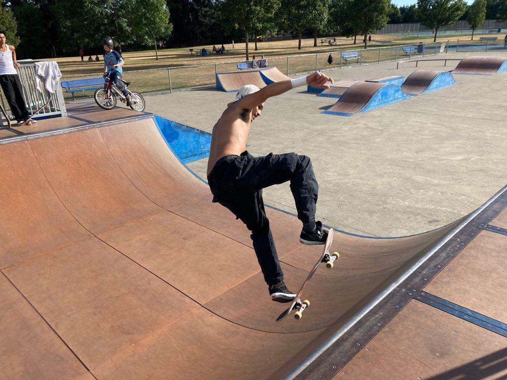 Olympia Skate-Spots Thurston County Riley-Rainier-Vista