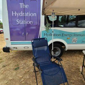 Rejuvenate Olympia-IV Hydration party
