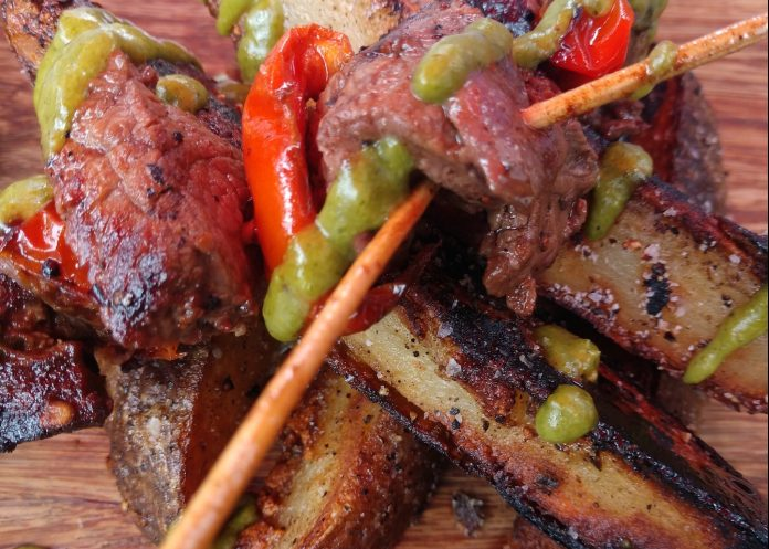 Ricardos-Beef-Appetizer