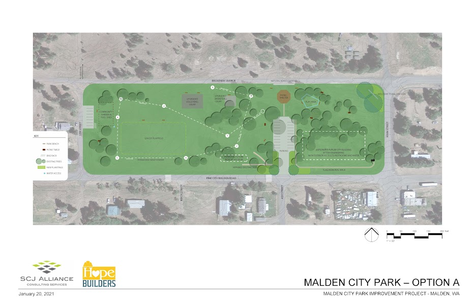SCJ Alliance Malden-Park-Plan-Option-A