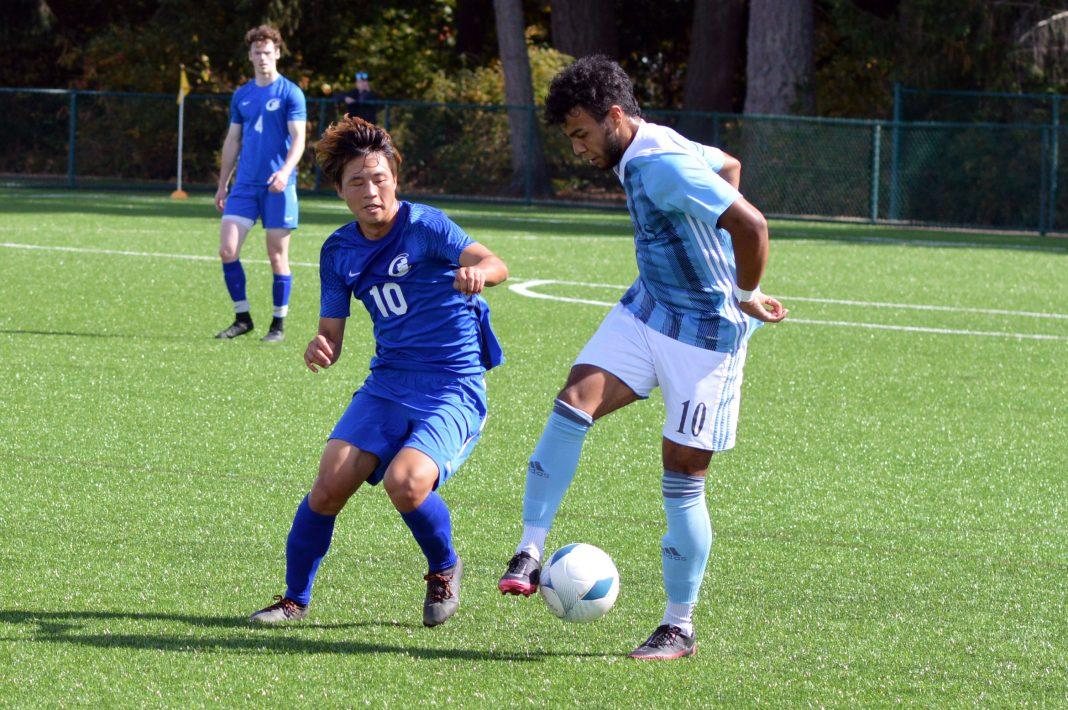 SPSCC Mens Soccer September 11 25