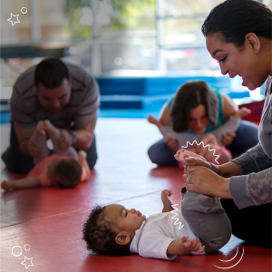 The-Little-Gym-Olympia-Parents-Play-with-Babies
