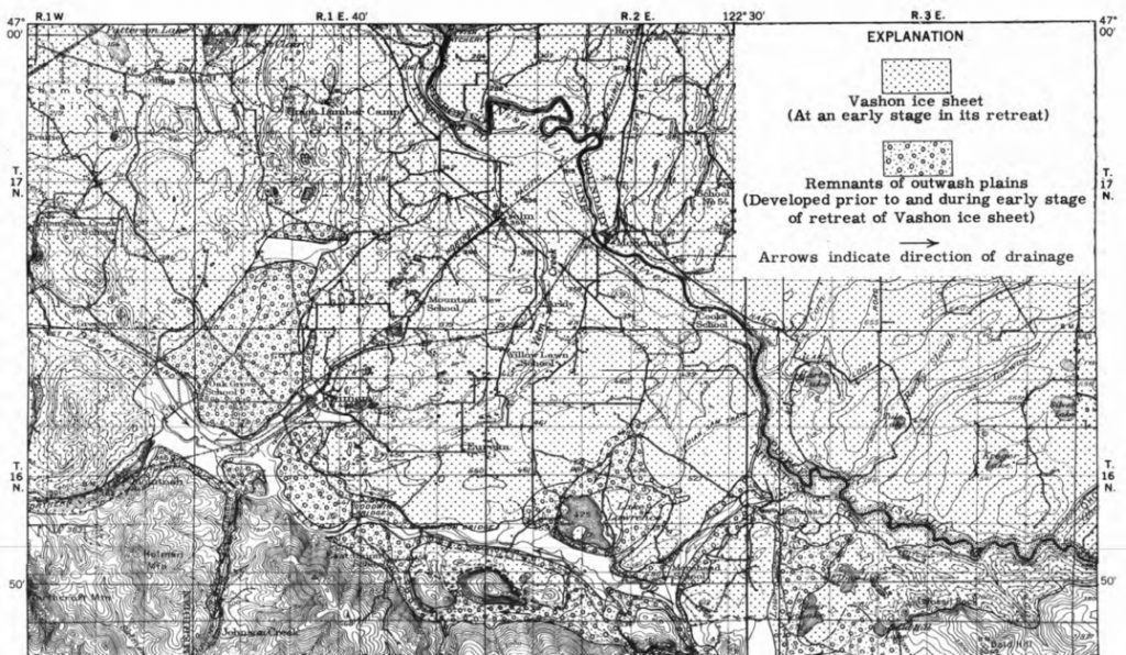 USGS-Map-ice-sheet-receission-Thurston-Pierce-Counties