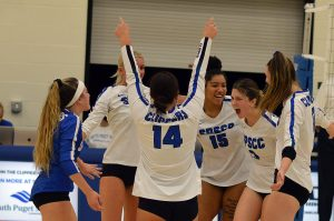 South puget Sound Community College Volleyball-come-out-October-1