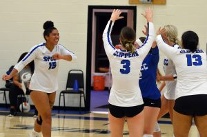 South puget Sound Community College Volleyball-come-out-October-3