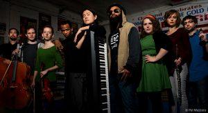 The Washington Center Ensemble Mik Nawooj